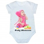 Personalized Baby Romper (Short Sheelve)