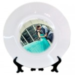 Personalized Photo Plate 8