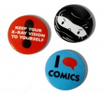 Personalized Button Badge  ( Pin) 44mm