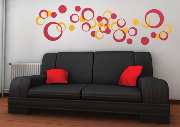 Snazzy Wall Decals Wink Vinyl Room Decor Tboox Gift