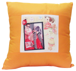 Personalized Square Cushion