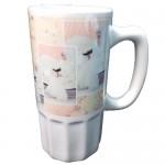 Persoanlized 20oz Line Mug