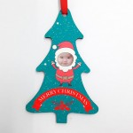 Personalized Christmas Hardboard Ornament Tree