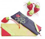 Strawberry Non-Woven Bag