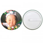 Personalized Button Badge Clip (58MM)