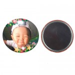 Personalized Button Badge Magnet (58MM)