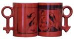 Personalized Couple Magic Mug (Red)