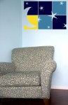 Night Wall Decals