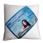 Personalized Square Cushion-Velboa Pillow Cover