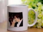 Personalised White Mug