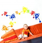 Munkee Wall Decals