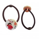 Personalized Button Badge Hair Band (25MM)