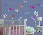 Sky High Wall Decals