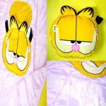 Garfield Dual-Purpose Cushion