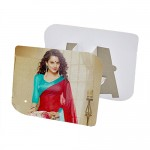Personalized 2-Rounded Puzzle with Stand (63pcs/Sheet)