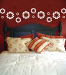 Petal Wall Decals